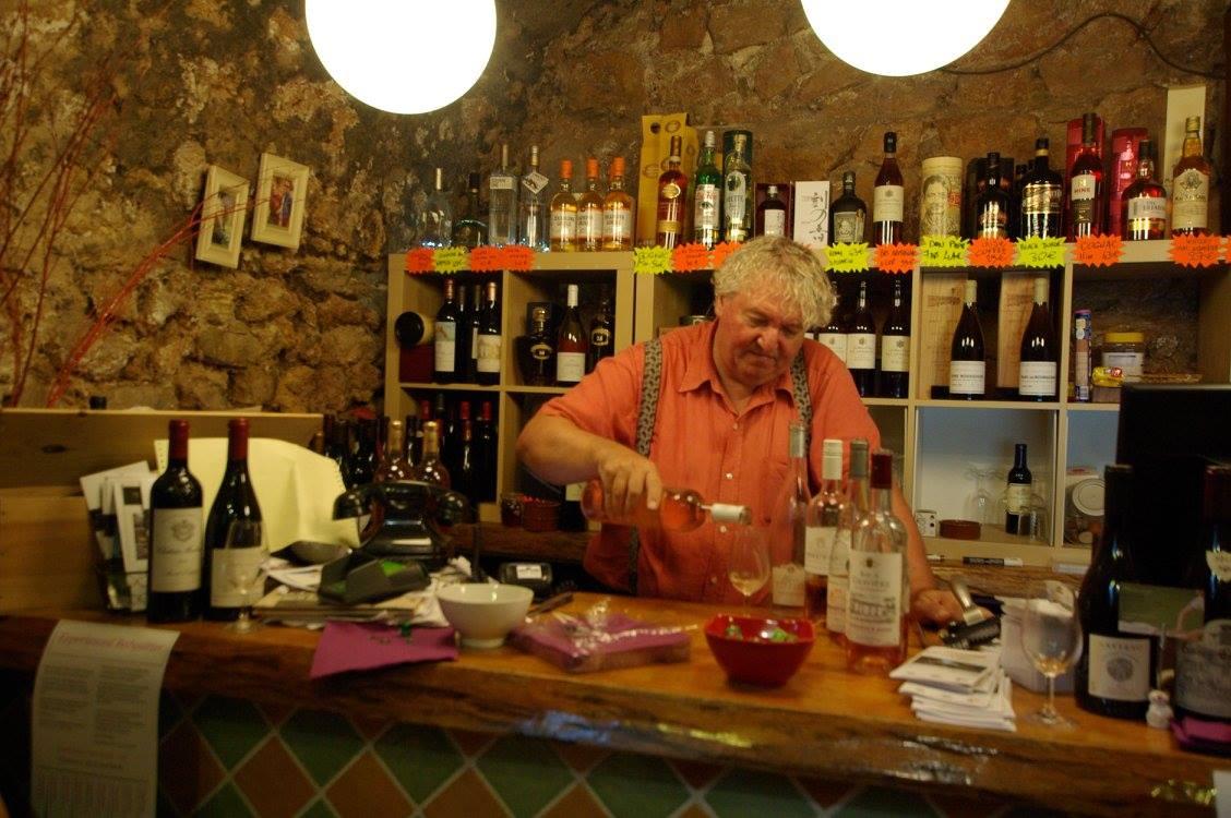 Masterclass rose wine Didier Romieux 3